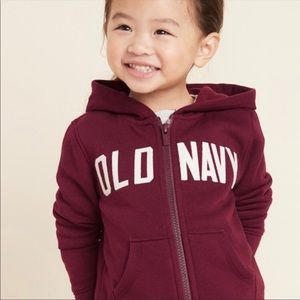 Old Navy Unisex Hoodie Size 4 T